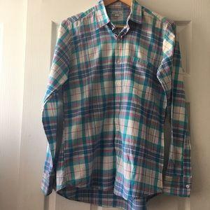 Men's Steven Alan Button Down Shirt